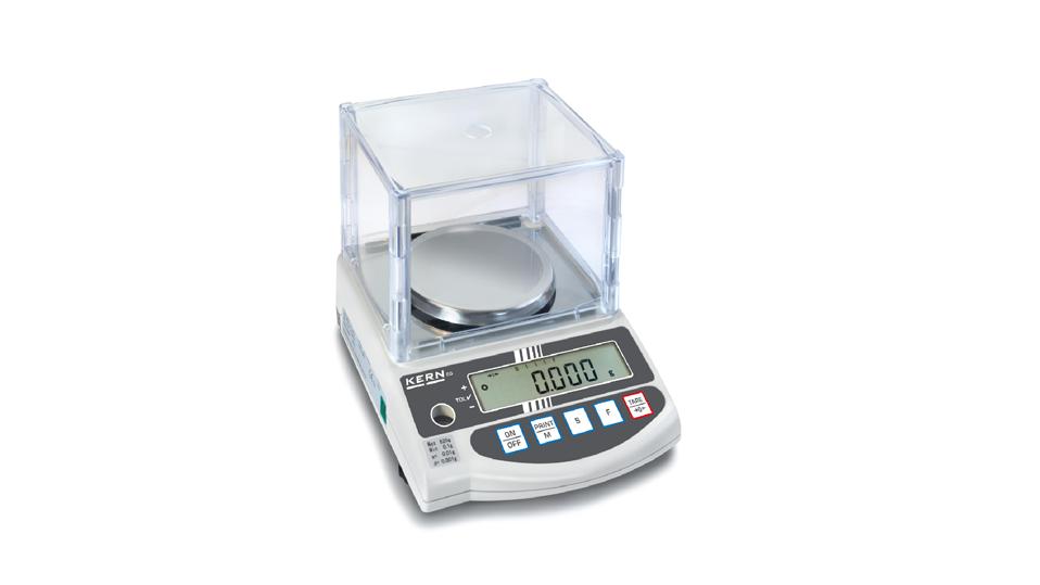 Balance de précision EG - KERN | Sonelect Scopia